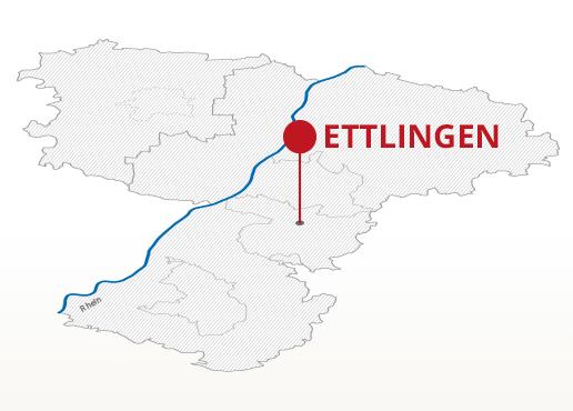Ettlingen Bundesland