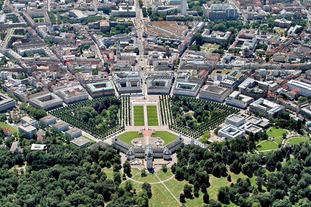 Innenstadt Karlsruhe