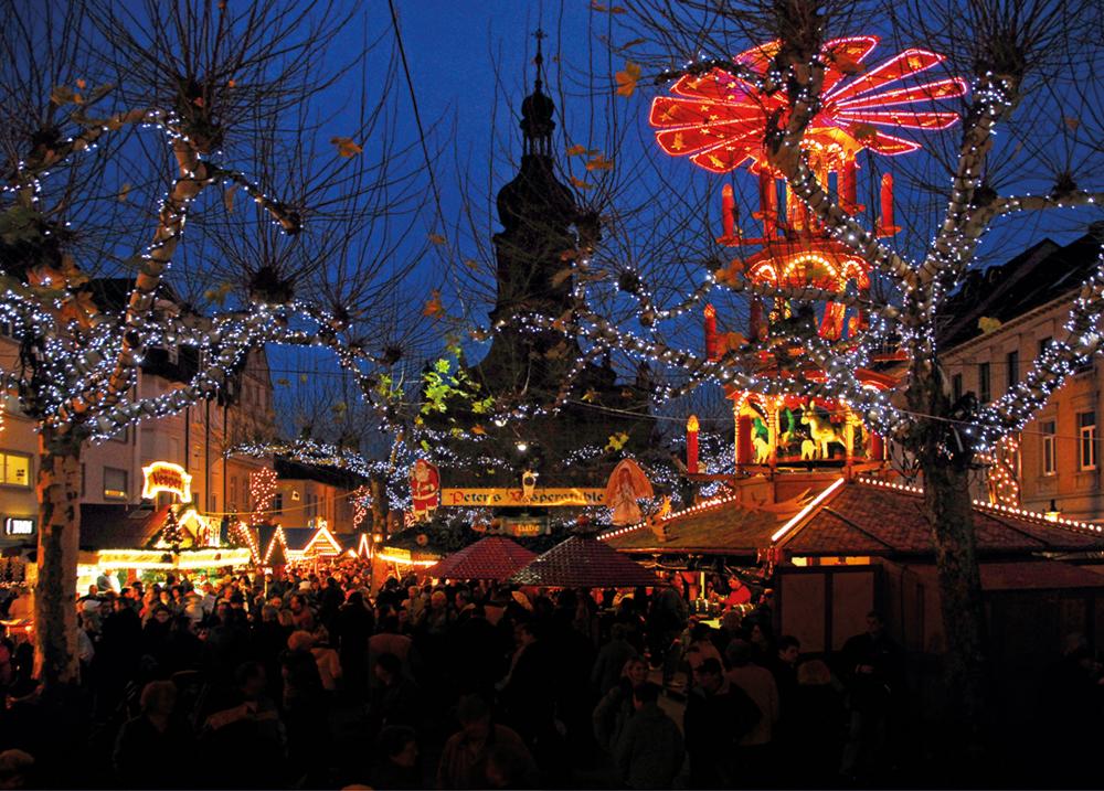 Weihnachtsmarkt Rastatt