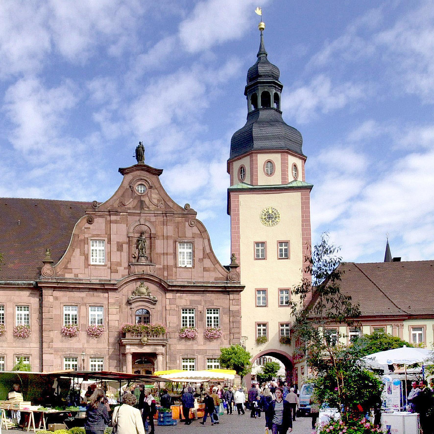 Ettlingen Karlsruhe